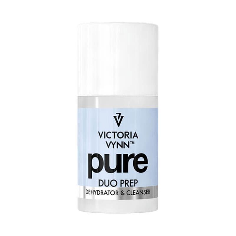 Victoria Vynn Pure Duo prep 2in1 skystis