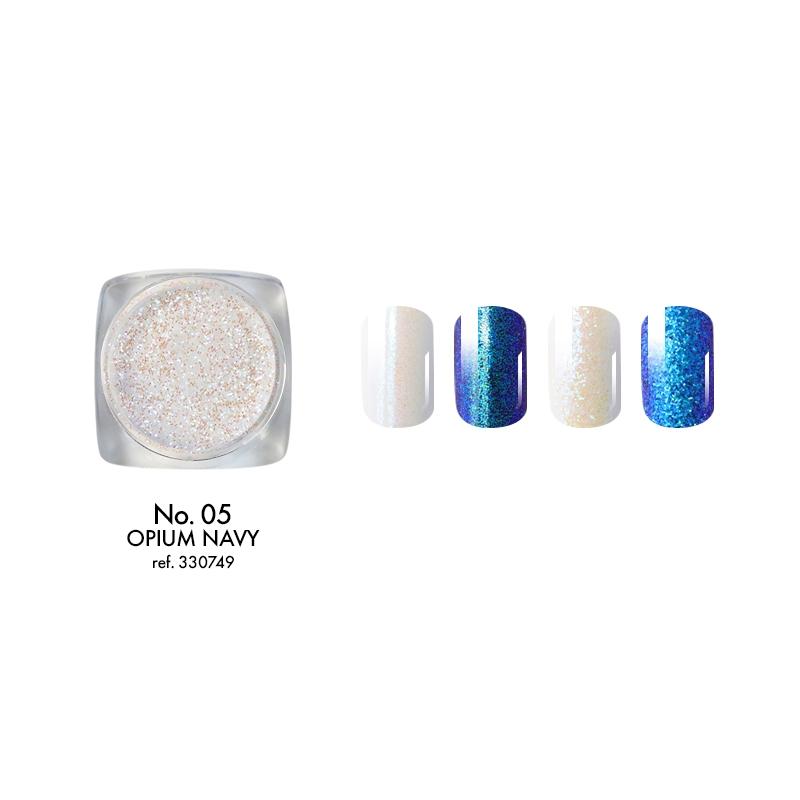 Dekoracinės dulkės OPIUM BLUE
