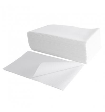 """Vienkartiniai popieriniai rankšluosčiai kirpykloms """"BASIC"""""""