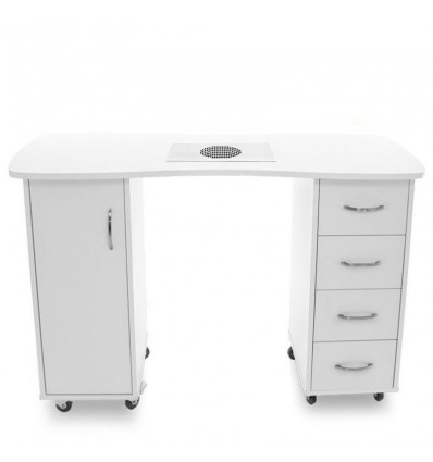 Manikiūro stalas su stalčiais
