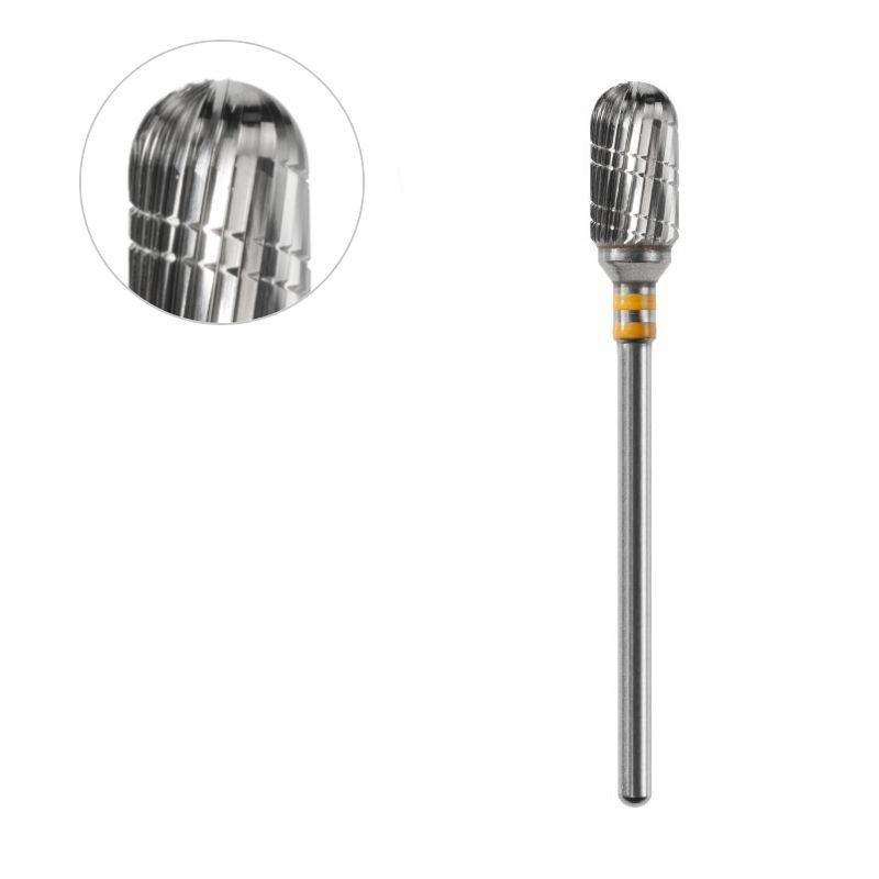Frezos antgalis cilindras 6,0/12,0mm ACURATA