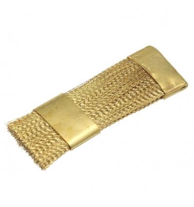 Metalinis šepetėlis frezoms ir antgaliams valyti