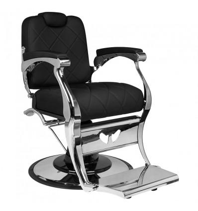 GABBIANO kėdė-fotelis barberiams, barzdaskučiams