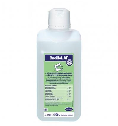 Bacillol AF liquid skystis greitai paviršių dezinfekcijai, 500ml