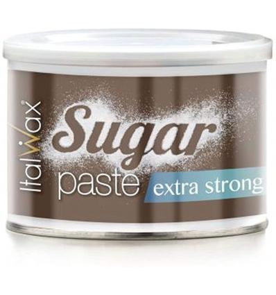 ItalWax depiliacinė cukraus pasta EXTRA STRONG, 600g