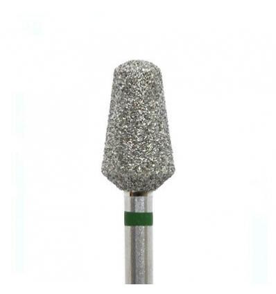 Žalio žymėjimo deimantinis frezos antgalis 60 dydis