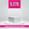Vienkartiniai rankšluosčiai BIO-EKO, 70x50,50vnt