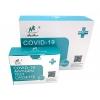 COVID-19 antigenų nustatymo testas (iš seilių)