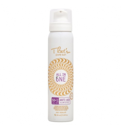 THAT`SO ALL IN ONE apsauga nuo saulės SPF 50, 90ml