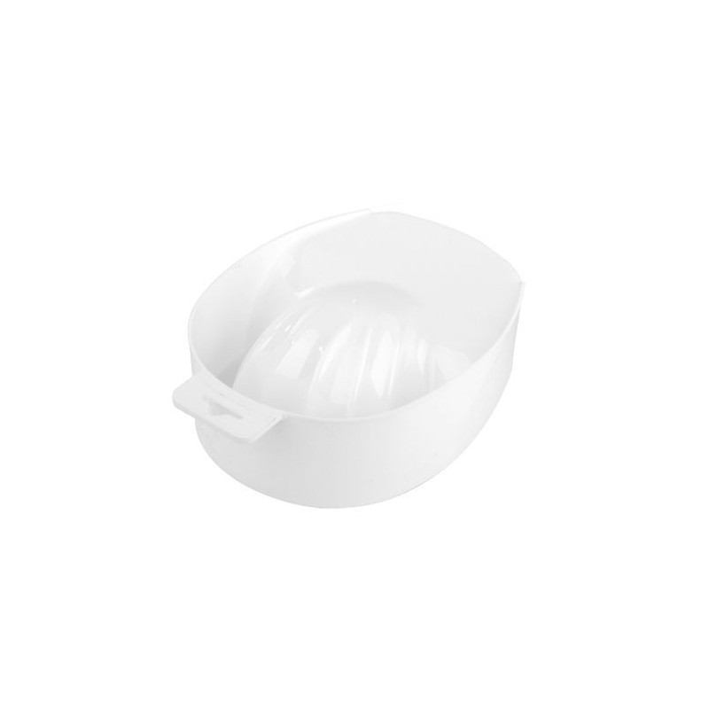 Vonelė manikiūrui, balta spalva
